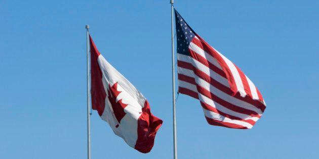 Canadian Man Shot At U.S. Border: