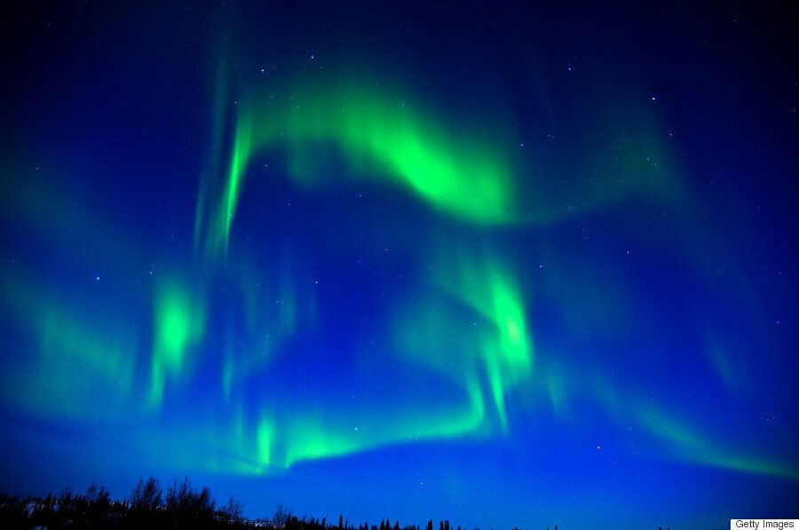 9 Times Canada's Northern Lights Basically Owned The