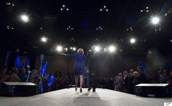 Stephen Harper's Conservatives Look To The