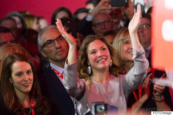 Sophie Gregoire-Trudeau Is A Journalist, Activist, Yoga Teacher, And Justin's