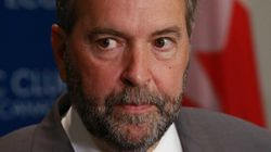 Stunned NDP Lose Big In