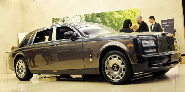 Canada's Most Expensive Rolls-Royce Lands In Vancouver