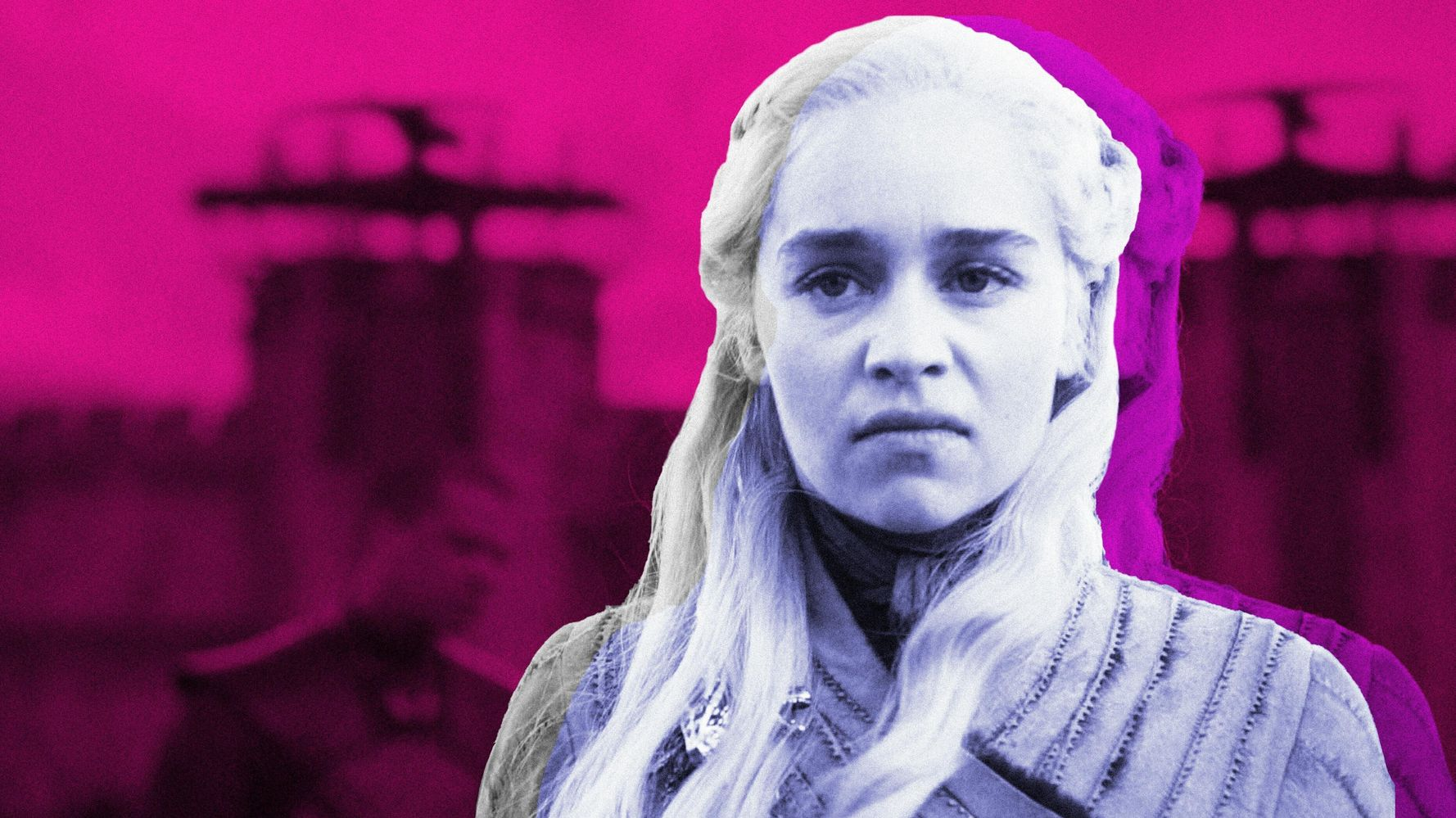 Why That Daenerys Twist On 'Game Of Thrones' Burns So Badly   HuffPost
