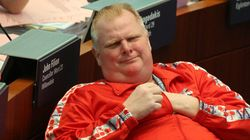 Rob Ford Has No Chill About Weed Strain Named After