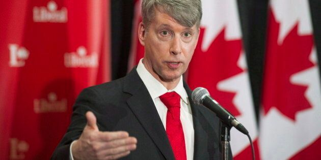Andrew Leslie, Liberals' Star Candidate, Could Be In Line For A Prized