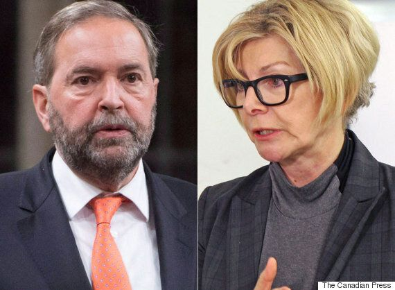 Thomas Mulcair Must Step Down As NDP Leader, Says High-Profile Ontario