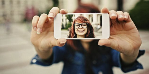 The Difference Between Self-Exploration and Selfie