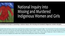 Trigger Warning Added To Indigenous Affairs