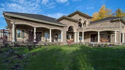 Over-The-Top Alberta Mansion For Sale At $7.5