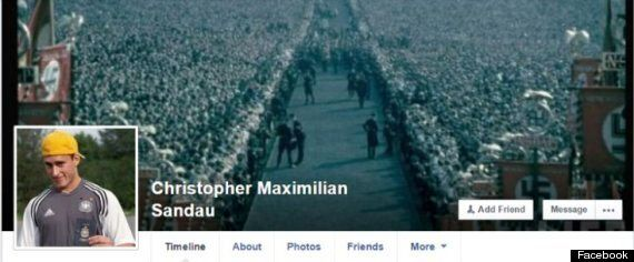 Christopher Maximilian Sandau, B.C. Hockey Coach, Fired Over Pro-Nazi Facebook