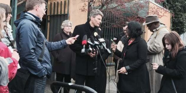 Mayor Gregor Robertson Falls Short Of Vancouver Homelessness