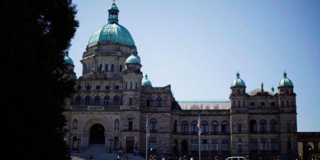 Some B.C. Legislature Guards To Get Guns, Training In Wake Of Ottawa