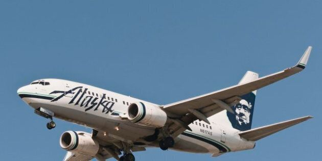 Alaska Airlines Employee Pays To Fly Stranded B.C. Woman
