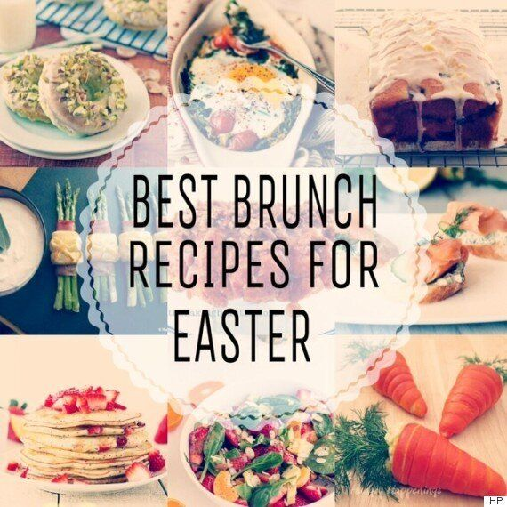 Easter Brunch Menu Ideas That Will Make Your Mouth