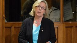 Tory MPs Deny Elizabeth May A Chance To Speak About ISIL