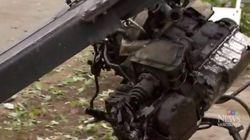 Force Of Crash Sends Car Engine Into Vancouver