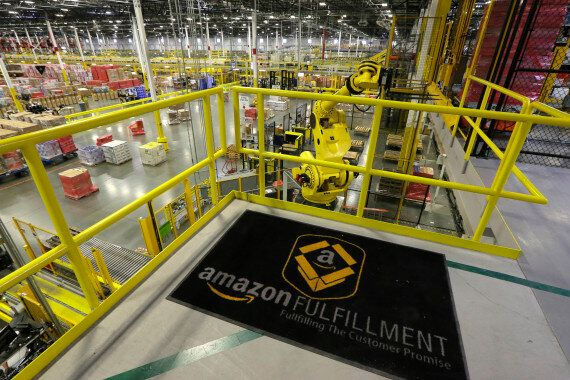 Amazon Hits New Milestone With Cyber Monday