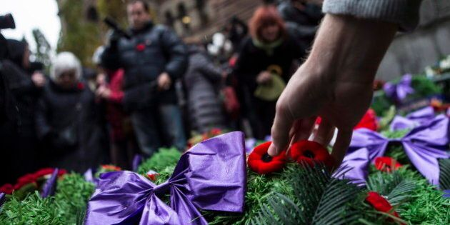 Make Remembrance Day A Stat Holiday In Canada: NDP