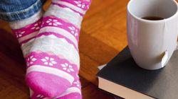 Winter Socks That Won't Embarrass