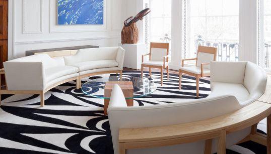 Canada House's Floors Are Basically An Art