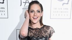 Kristen Stewart Is A Total Knock-Out In Lace And