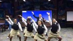 Atlanta Teacher Impresses Us All With His Serious Dance