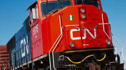 CN Rail Faces Strike