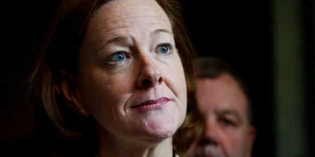 Alison Redford Could Face Criminal Charges: