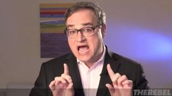 Ezra Levant Launches Right-Wing News Site From His Living