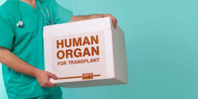 Only One-Third Of Canadians Donating Organs While Thousands Stay On Waiting