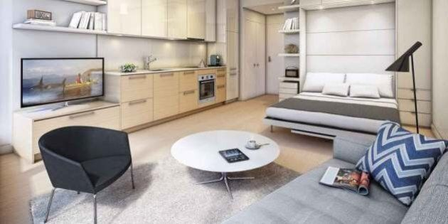 Micro-Condos Kept Spreading Across Canada In