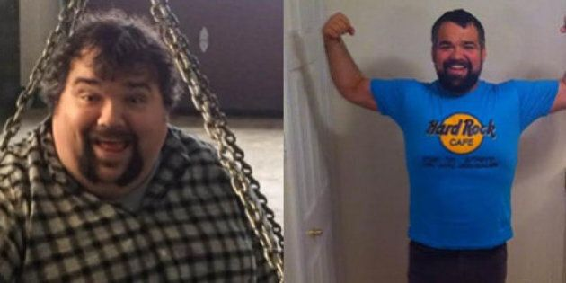 Weight Lost: Man Quits Alcohol, Goes Vegan And Drops 186