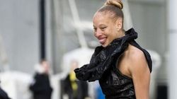 Stacey Mckenzie Brings On The Drama At Fashion