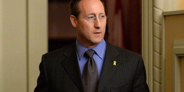 Peter Mackay's Friends, Colleagues Make Up 6 Of 9 Judge