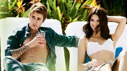 LOOK: Kendall Jenner And Justin Bieber Get Cozy For