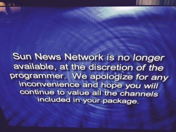 Sun News Shuts Down With A Whimper, Not A