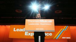 Mulcair's Successor To Be Named In Fall Of