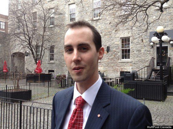 Michael Sona, Ex-Tory Staffer Convicted In Robocalls Scandal, To Appeal Length Of