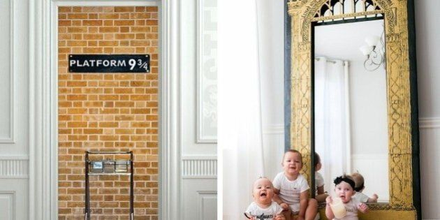 . Harry Potter  Room Decor  19 Ideas To Make Your Kids  Rooms Magical