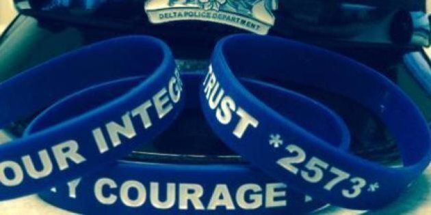 Jordan MacWilliams Bracelets Support Delta Officer Charged With