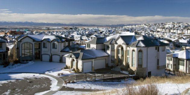 Calgary Mortgage Fraud Ring