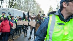 Make Kinder Morgan Pay For Protest Costs: City Of
