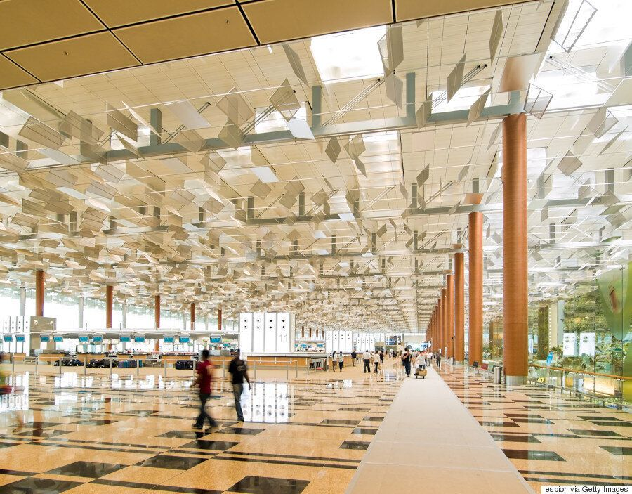 World's Top 10 Airports List Doesn't Include Canada. Or North
