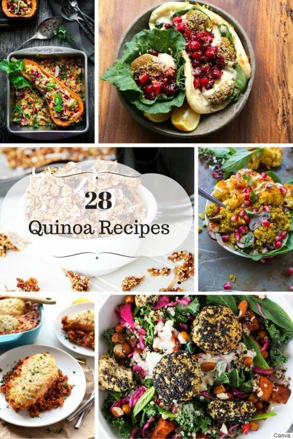 Quinoa Recipes: How To Use This Super Grain For Every
