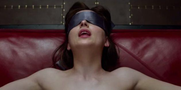 'Fifty Shades Of Grey' Opens Women Up To Porn, Study