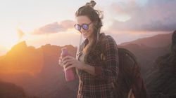 Here's How To Survive A Backpacking Trip And Still Look