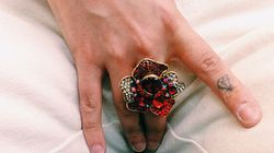 Period Bling Makes Bloody Good