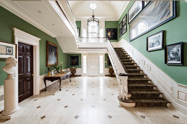 Conrad Black's Toronto Mansion Caught Up In Dispute Over Unpaid Taxes: