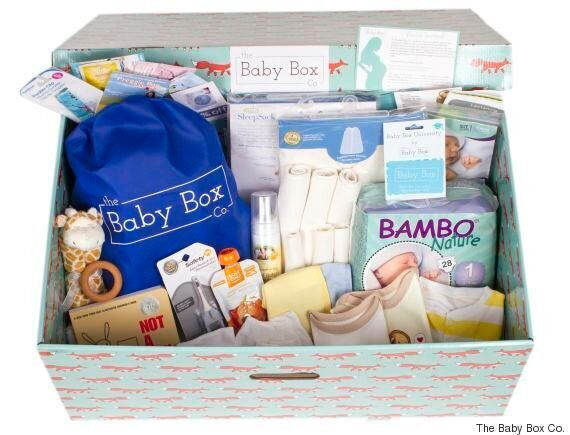 Baby Box Ontario: Province Launches Biggest Program For Expectant