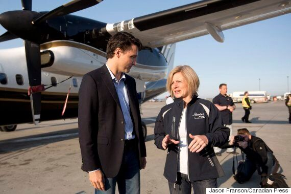 Trudeau In Fort McMurray: Prime Minister Takes First-Hand Look At Damage In Fort